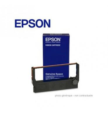 EPSON Ruban imprimante TMU370/375 noir
