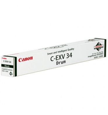CANON Tambour noir C-EXV34