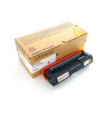 RICOH Cartouche toner laser jaune SPC 220 AIO - 407643