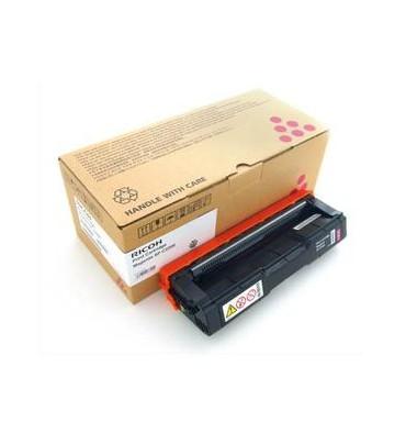 RICOH Cartouche toner laser magenta SPC 220 AIO - 407644