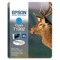 EPSON Cartouche jet d'encre cyan T1302