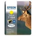 EPSON Cartouche jet d'encre jaune T13044010