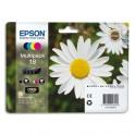 EPSON Multipack cartouches jet d'encre 4 couleurs T1806
