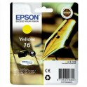 EPSON Cartouche jet d'encre jaune T162440