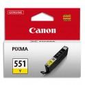 CANON Cartouches jet d'encre jaune 551 6511B001