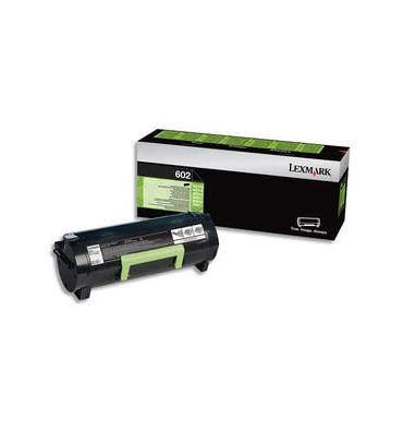 LEXMARK Cartouche toner laser noir 60F2000