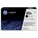HP Cartouche toner laser noir 80A - CF280A