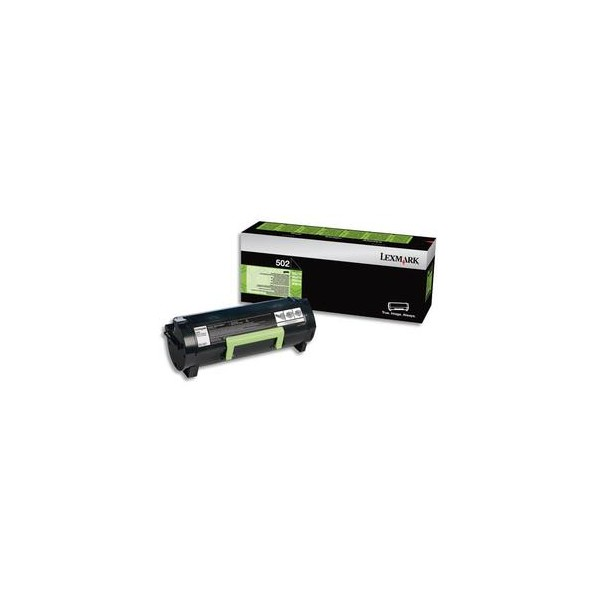 LEXMARK Cartouche toner laser noir 50F2000
