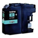 BROTHER Cartouche jet d'encre cyan LC 123 C