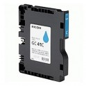 RICOH Cartouche gel multifonctions cyan GC41C - 405762