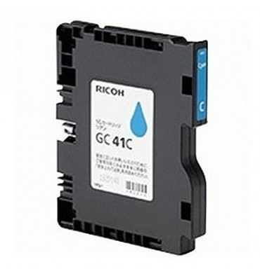 RICOH Cartouche gel cyan 405762 GC41C