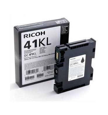 RICOH Cartouche gel multifonctions cyan GC41CL - 405766