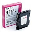 RICOH Cartouche gel multifonctions magenta GC41M - 405763