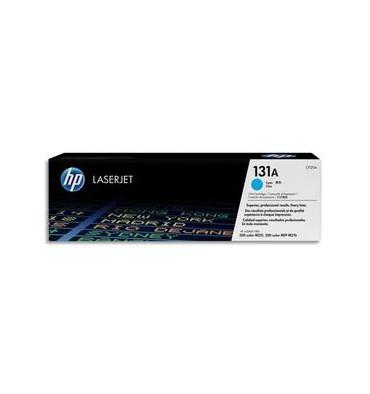 HP Cartouche toner cyan 131A