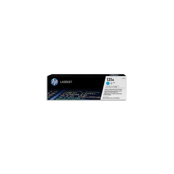 HP Cartouche toner laser cyan 131A - CF211A