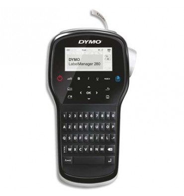 DYMO Titreuse LabelManager-280 AZY jusqu'à 12 mm S0968950