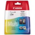 CANON Multipack Noir + Couleur PG540 / CL-541