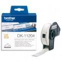 BROTHER Rouleau de 400 étiquettes multi-usages 17 x 54 mm pour étiqueteuses QL500 et QL550 - DK11204