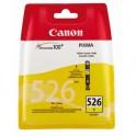 CANON Cartouche jet d'encre jaune CLI526Y 4543B001AA