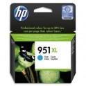 HP Cartouche jet d'encre cyan 951XL