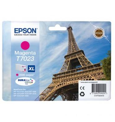 EPSON Cartouche jet d'encre magenta XL T702340