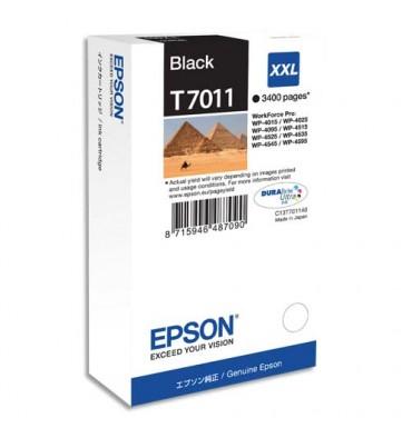 EPSON Cartouche jet d'encre noir XXL C13T701140