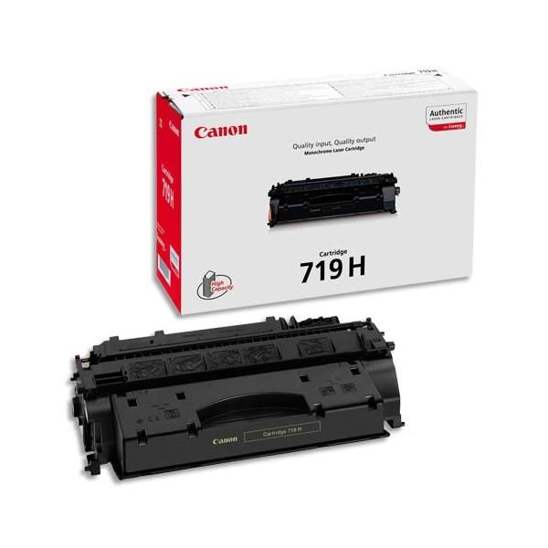 CANON Cartouche toner haute capacité noir CRG719H