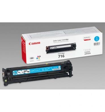 CANON Cartouche toner laser cyan 716