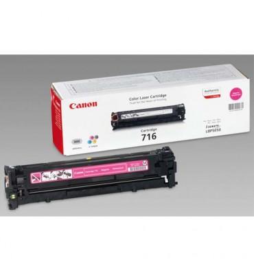 CANON Cartouche toner laser magenta 716