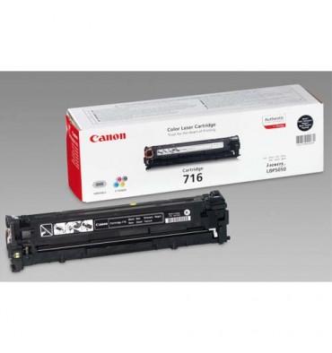 CANON Cartouche toner laser noir 716