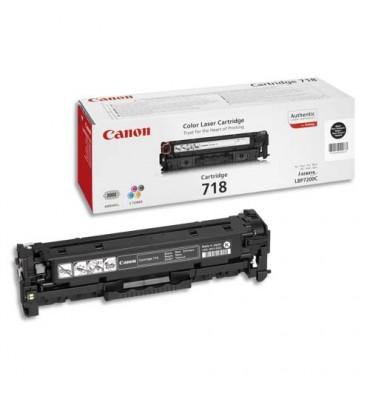CANON Cartouche Toner laser Noir CRG718BK