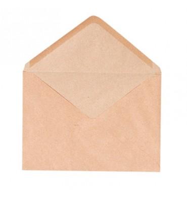 GPV Boîte de 500 enveloppes bulle gommées 72 grammes format 114 x 162 mm C6