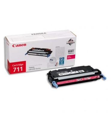 CANON Cartouche toner laser magenta 711