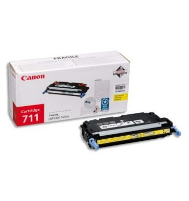 CANON Cartouche toner laser jaune 711