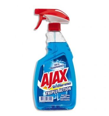 AJAX Pistolet 750 ml nettoyant vitres et surfaces