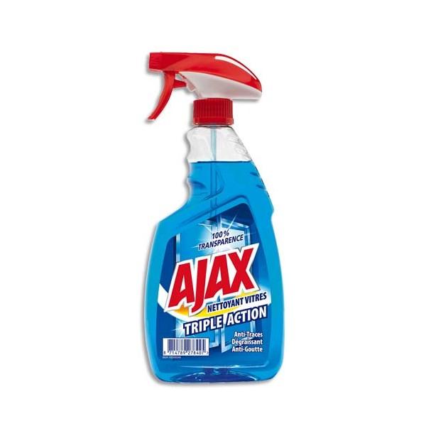 AJAX Pistolet 750 ml nettoyant vitres et surfaces (photo)