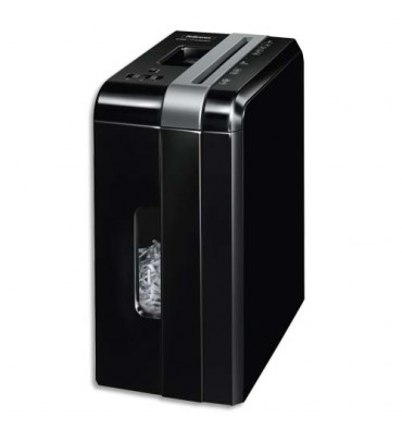 FELLOWES Destructeur noir DS-700CS coupe croisée
