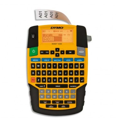 DYMO Etiqueteuse Professionnelle Rhino Pro 4200
