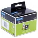 DYMO Rouleau de 1000 étiquettes multi-usages adhésif décollable 57 x 32 mm - 11354