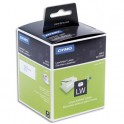 DYMO Pack de 2 rouleaux de 260 étiquettes adresse adhésif permanent 36 x 89 mm - 99012