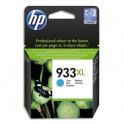 HP Cartouche jet d'encre cyan 933XL pour Officejet Pro 6600/6700 C933XL