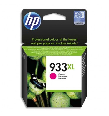 HP Cartouche jet d'encre magenta 933XL pour Officejet Pro 6600/6700 M933XL