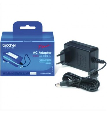 BROTHER Adaptateur P-Touch AD24ESEU