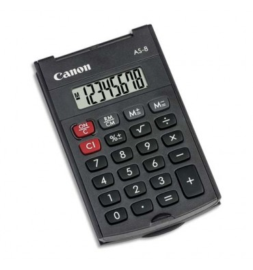 CANON Calculatrice AS-8