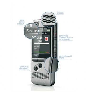 PHILIPS Enregistreur numérique Pocket-Mémo DPM6000/00