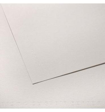 CANSON Feuille de papier dessin C à grain 224g 50 x 65 cm