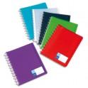 VIQUEL Protège-documents MAXI GEODE translucide, couverture personnalisable 60 vues, coloris assortis