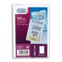 ELBA Etui 2 faces multi-usages, 8,5 x 13 cm, en PVC 30/100e