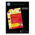 HP Pack de 50 Papier photo professionnel jet d'encre brillant 180g A4