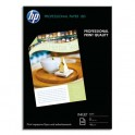 HP Pack de 100 Papier photo professionnel jet d'encre mat 180g A4
